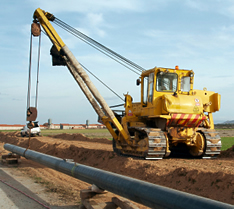 VISTA safety training products for the road construction, highway and pipeline industries