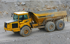 VISTA training resources for operators of over-the-road dump trucks