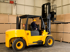 VISTA safety training products for forklifts