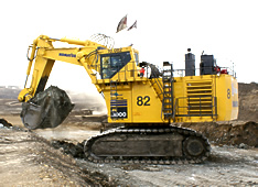 VISTA safety training products for hydraulic excavators