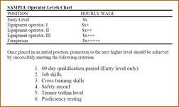 VISTA skill based pay plans