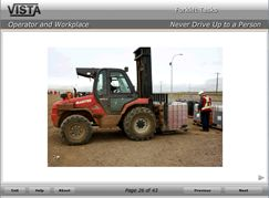 Silver Series: Forklift - Operation & Safety