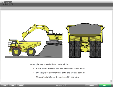 Silver Series: Track Excavator - Operation & Safety