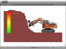 Silver Series: Hydraulic Shovel - Operation & Safety