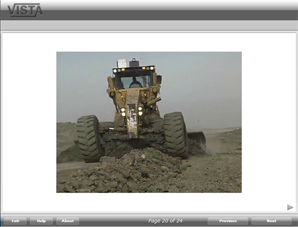 Silver Series: Motor Grader - Operation & Safety