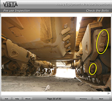 Silver Series: Heavy Equipment - Pre-Use Inspection