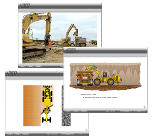 Innovative training programs and products from VISTA Training