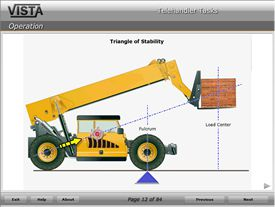 Silver Series: Telehandler - Operation & Safety